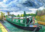 Jon Allen's Narrowboat